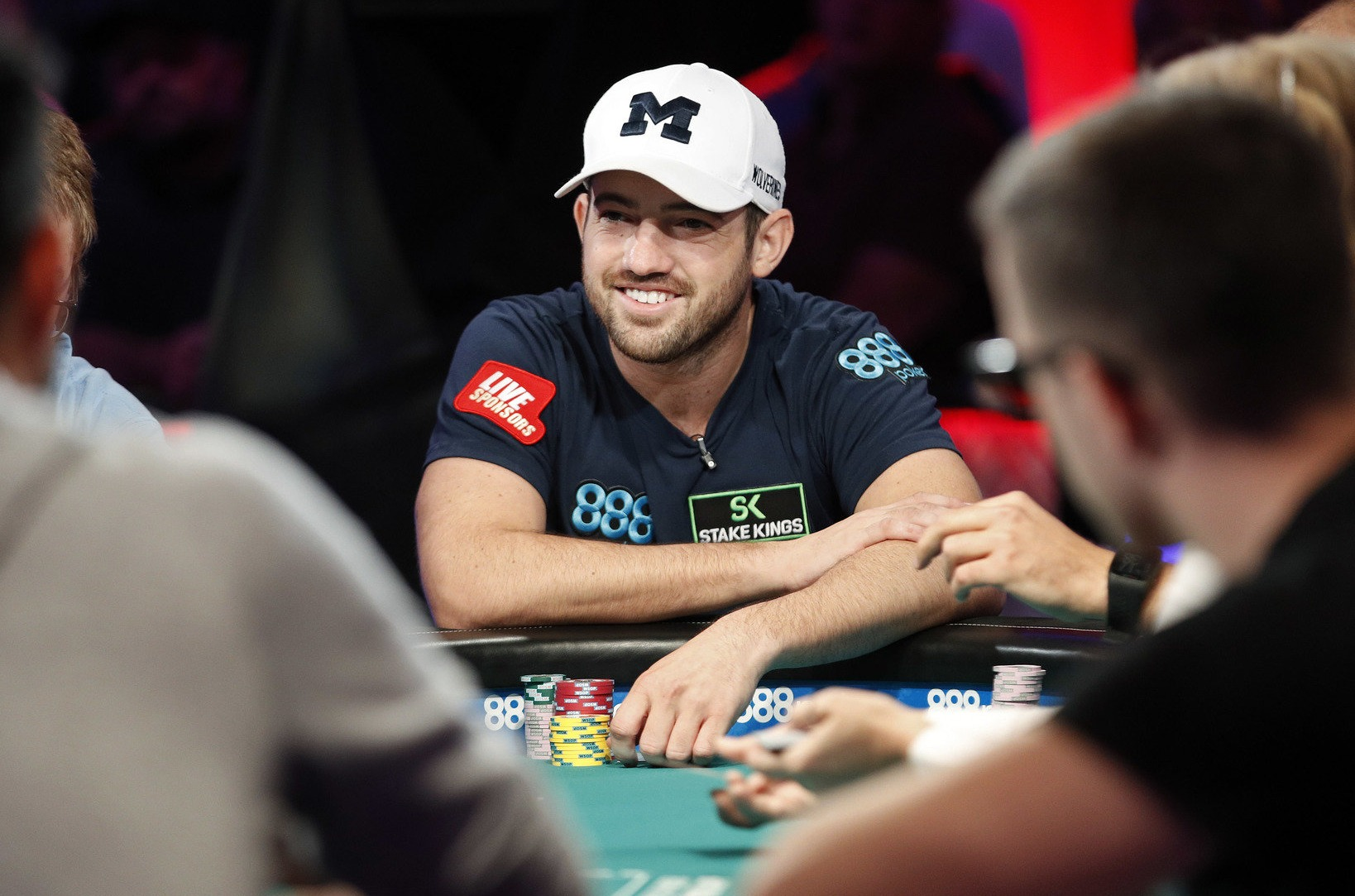 world series of poker competitors