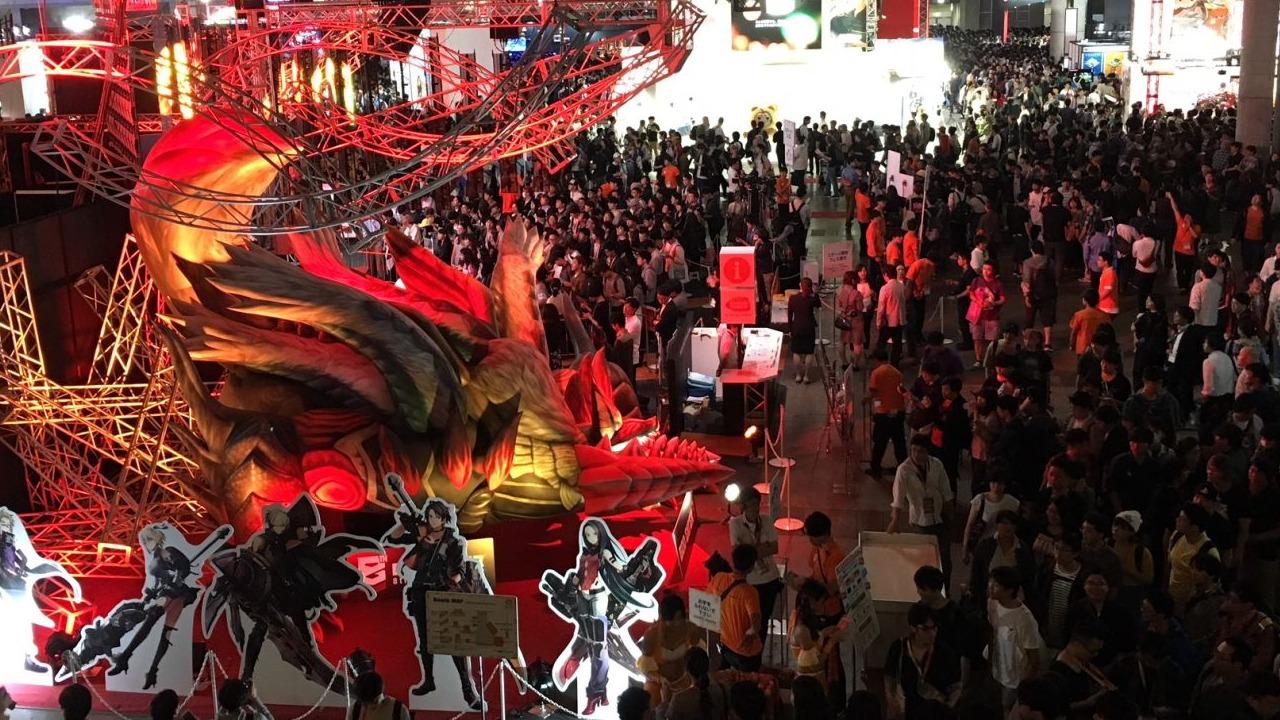 Tokyo Game Show exhibitors