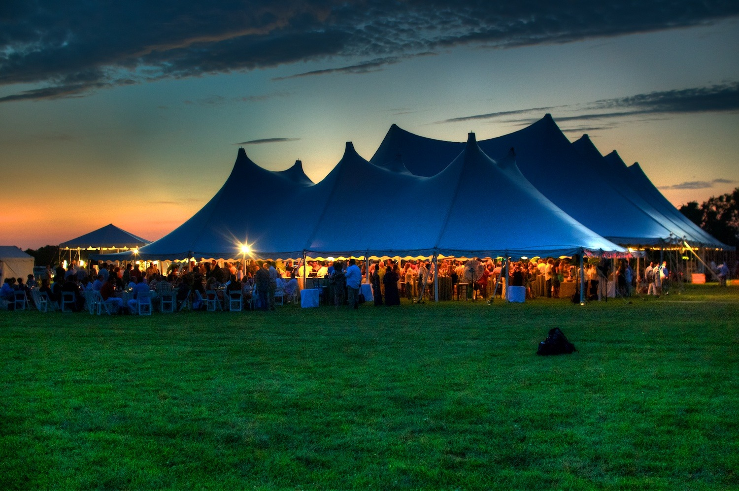 marquee at st barth hamptons annual event