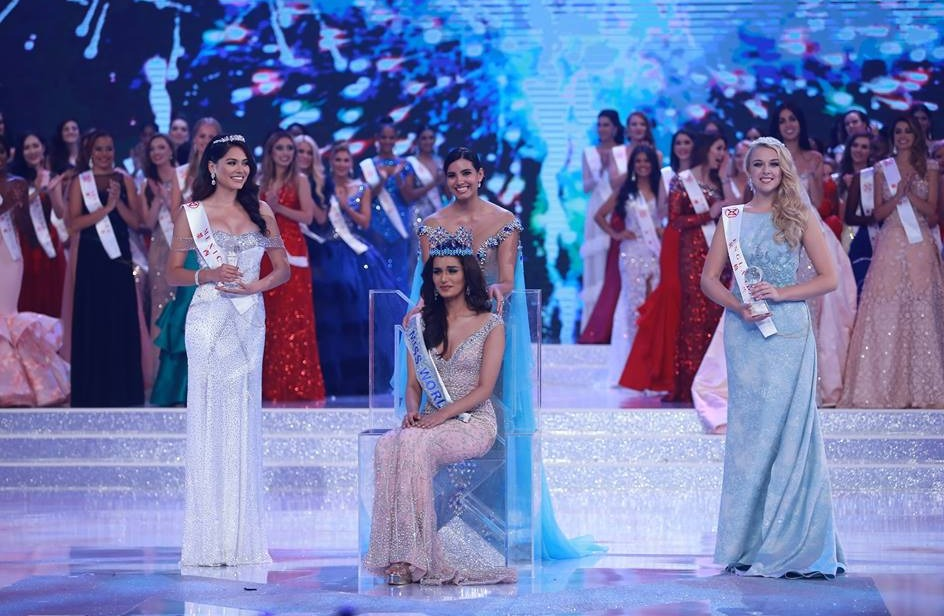 Miss World contestants