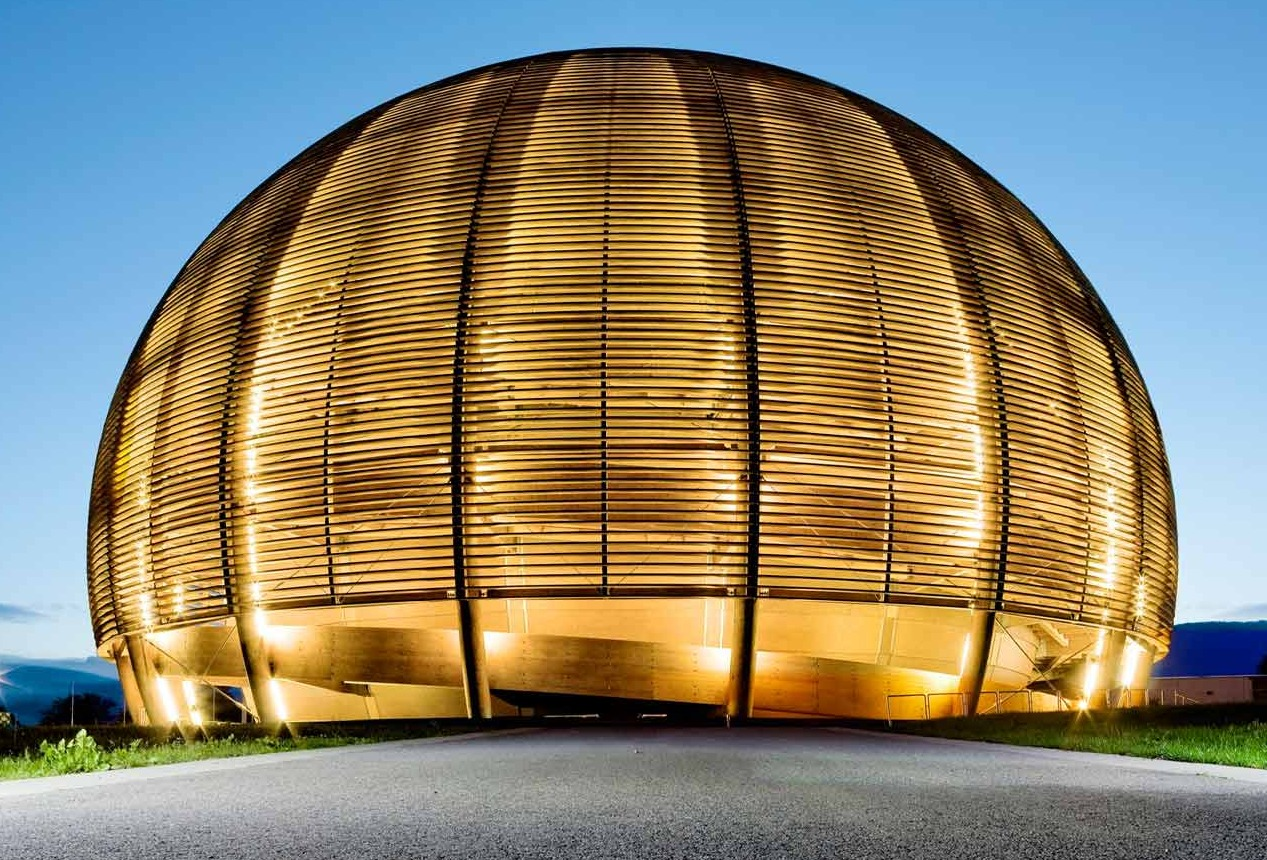 Visit CERN Globe of Science and Innovation