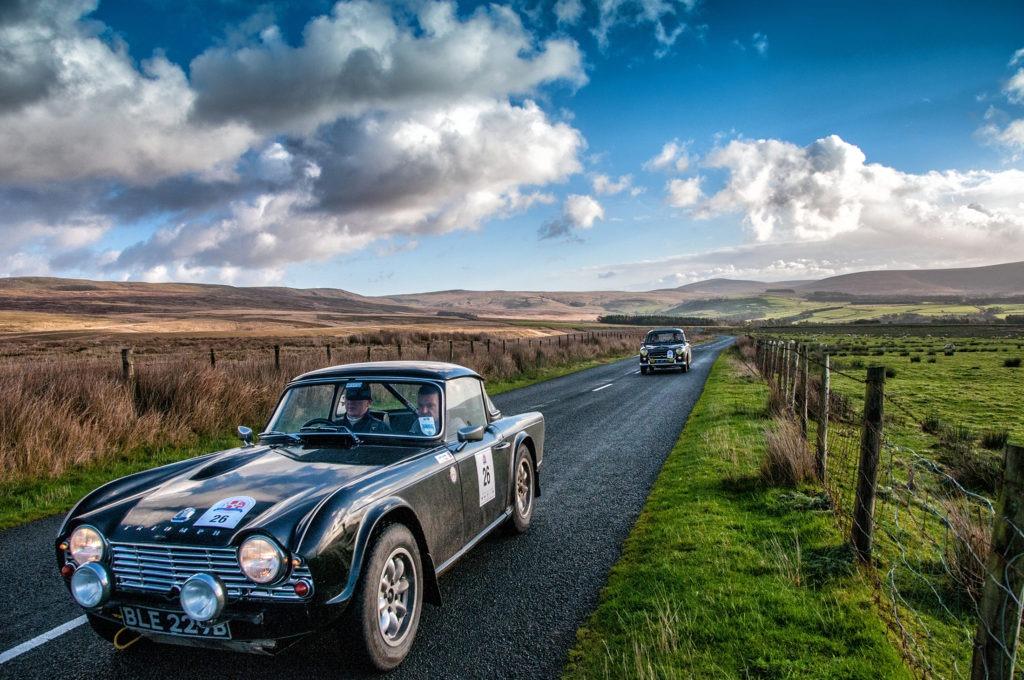 Le Jog Classic Car Rally