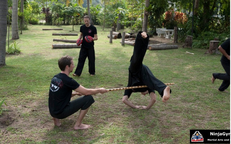 Ninja Warrior Training Camp, Thailand