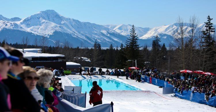 Alaska's premier ski resort