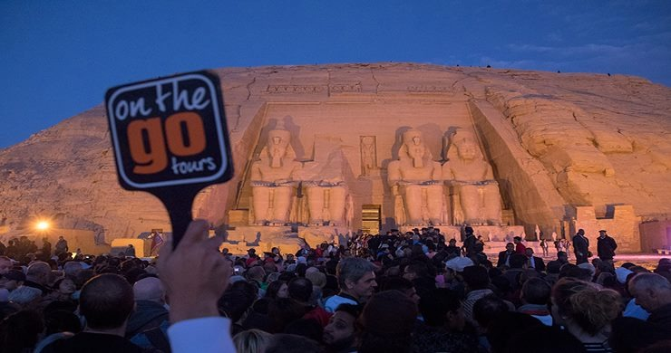 Abu Simbel sun festival on the tours
