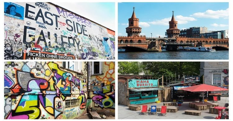 Secret tour of Berlin graffiti and hidden restaurants