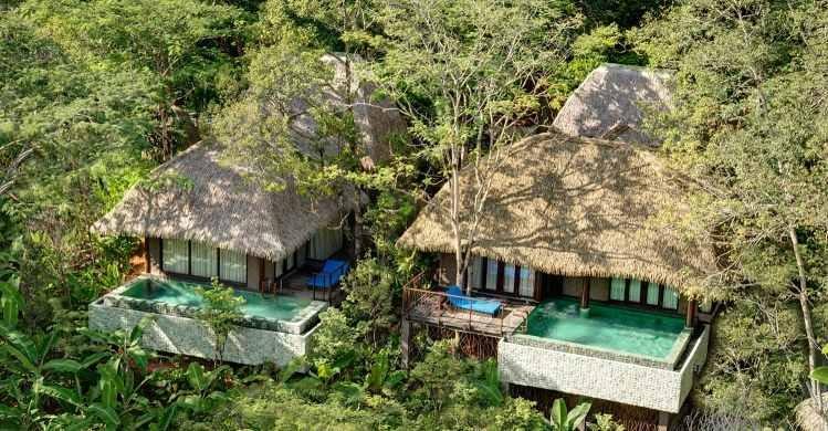 Keemala thailand phuket luxury treehouse