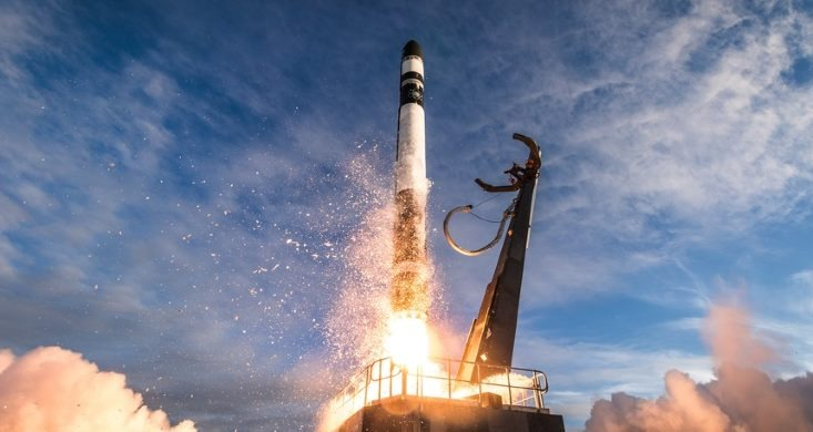 NASA Rocket Launch at Kennedy Space Center