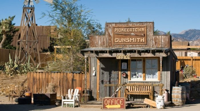 Real Wild West at Pioneertown Motel