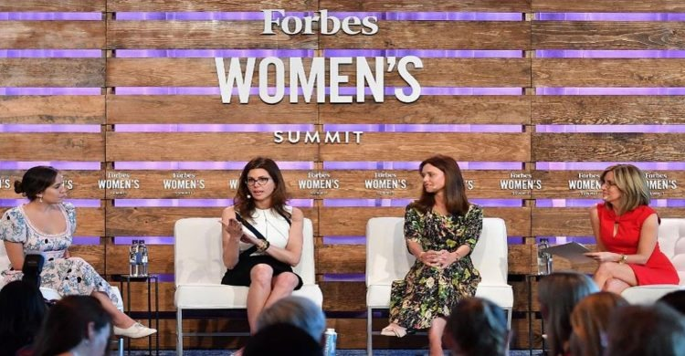 Forbes Women Summit speakers panel
