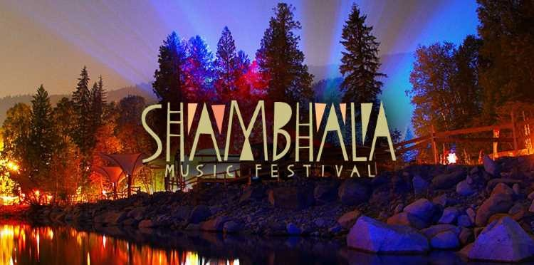 Shambhala light evening session vibrant