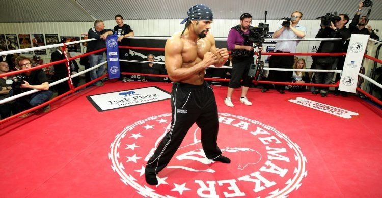 David Hay boxing experience training