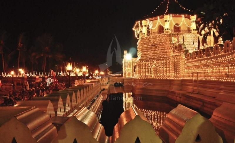 Festival of the Tooth Sri Lanka