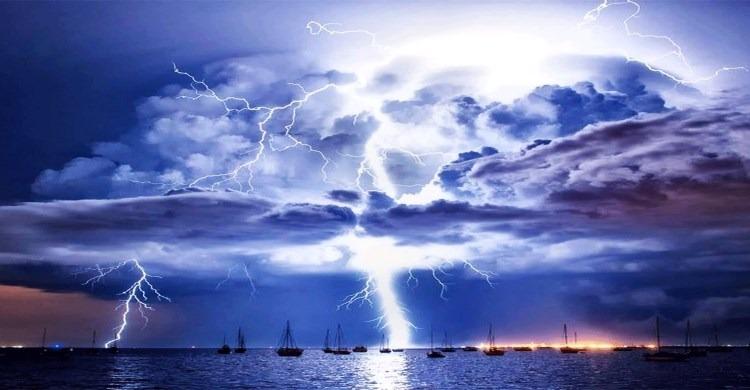 Catatumbo lightning strike