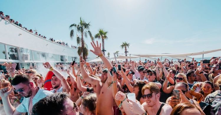 Annie Mac Lost and Found pool party
