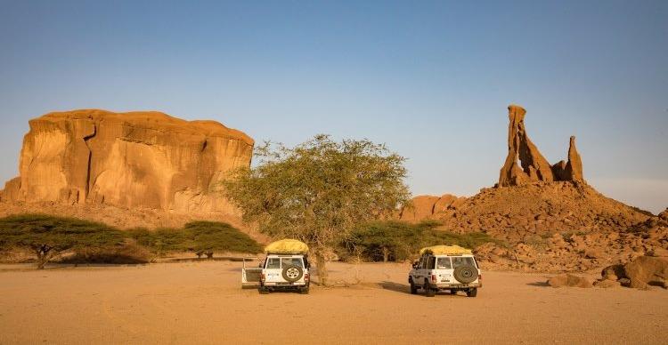 Off road desert vehicles