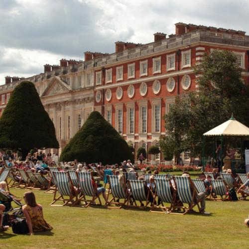 Hampton Court Palace BBC Good Food Festival