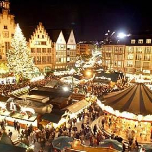 Austrian, Swiss & German Christmas Markets