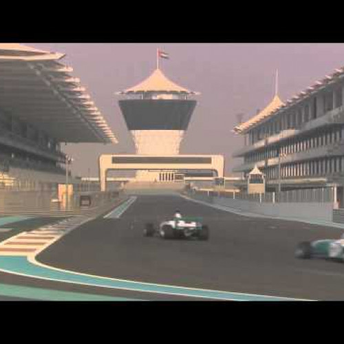 F3000 Driving Experience In Abu Dhabi