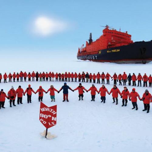 North Pole Arctic Adventure