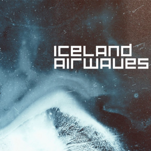 Iceland airwaves logo and artwork