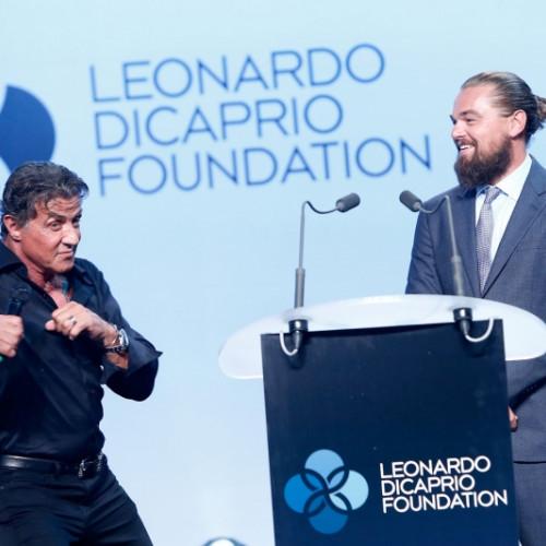 Leonardo DiCaprio Foundation Gala Ball