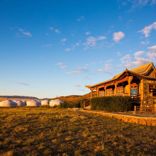 Three Camel Lodge Mongolia