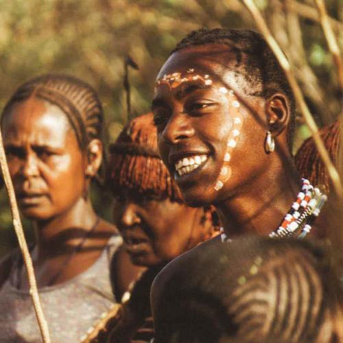 Tribe Ethiopia locals