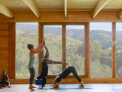 Kaliyoga spanish mountain yoga retreat