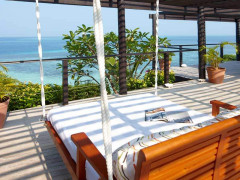 swing bed wadigi island Your Own Fijian Private Island
