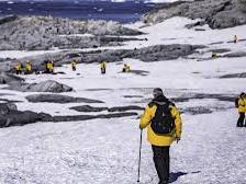 Explorers on an Antarctic Adventure