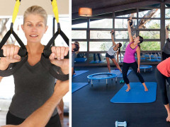 The Ranch Back to Nature Luxury Health Retreat Kettlebell Class