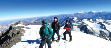 Aconcagua Expedition Argentina