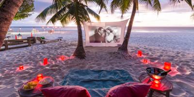 North Island, Seychelles Home Cinema