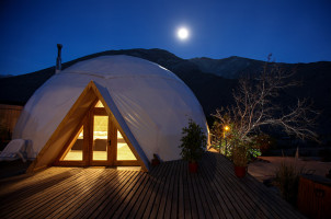 Sleep Under the Stars at Elqui Domos