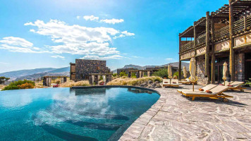 Jabal Akhdar Luxury Mountain Hotel