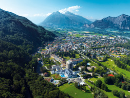 Therapeutic Relaxation Programme in the Swiss Alps