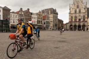Belgium Beer Bike Tour