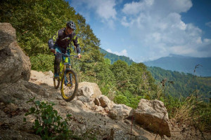 Treasures of the Himalayas Mountain Biking
