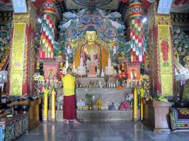 Maha Bodhi Temple Spiritual Journey