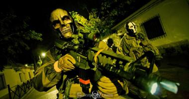 Zombie Survival Games