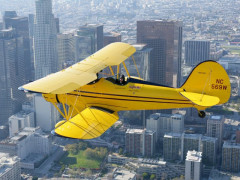 Stunt Plane Adventures in Los Angeles