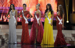 Miss Colombia Contest