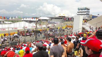 Brazilian Grand Prix VIP Tickets